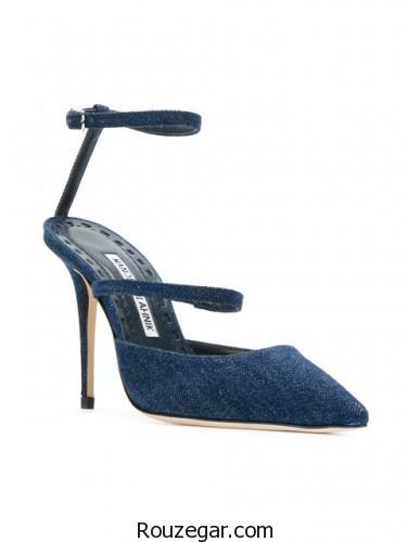 مدل کفش بند دار زنانه،  مدل کفش بند دار زنانه 2018،  مدل کفش بند دار زنانه مجلسی