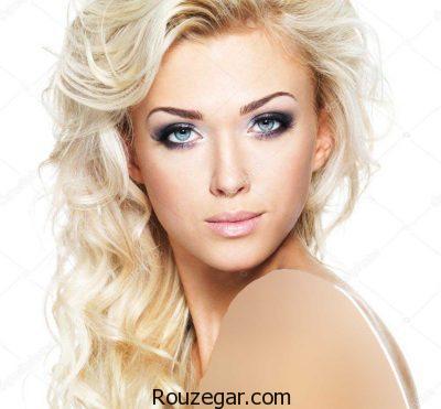 مدل رنگ مو، مدل رنگ مو 2018، مدل رنگ مو زنانه