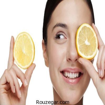 فواید لیموترش برای پوست و مو