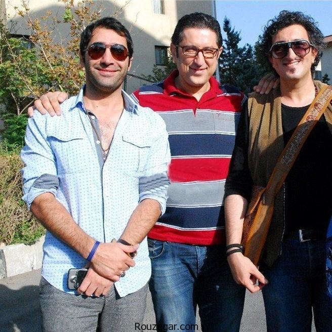 بیوگرافی شهاب عباسی   تصاویر شخصی