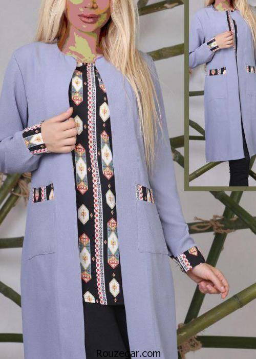 مدل مانتو تابستانی |شیک ترین و بروزترین مانتوهای تابستانهبا طرح ها و رنگهای مختلف و سنتی