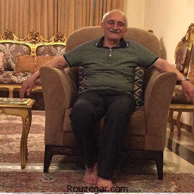 بازیگر معروف محسن تنابنده عزادار شد, محسن تنابنده
