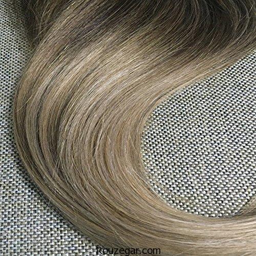 چند نکته برای رنگ کردن موهای بلند