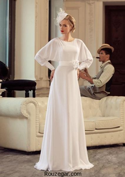 مدل پیراهن مجلسی بلند شیک و جدید 2017، 1396