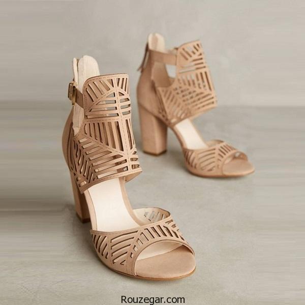 مدل کفش مجلسی زنانه و دخترانه شیک و جدید 2017، 1396