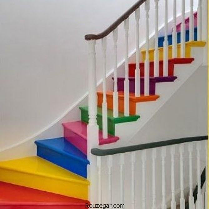 تزیین راه پله با کاغذ دیواری های رنگی و زیبا،تزیین پاگرد پله،تزیین راه پله با گلدان،تزیین راه پله با گل طبیعی،تزیین دیوار راه پله،نمای راه پله ساختمان،تزیین راه پله عروس،طراحی راه پله آپارتمان،سنگ کاری دیوار راه پله