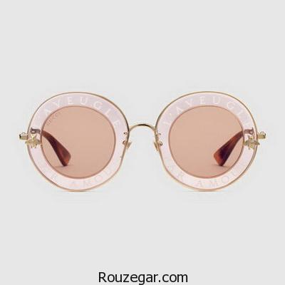 جدیدترین مدل های عینک آفتابی زنانه برند گوچی