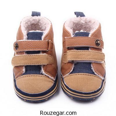 شیک ترین و جدیدترین کفش بچگانه پسرانه