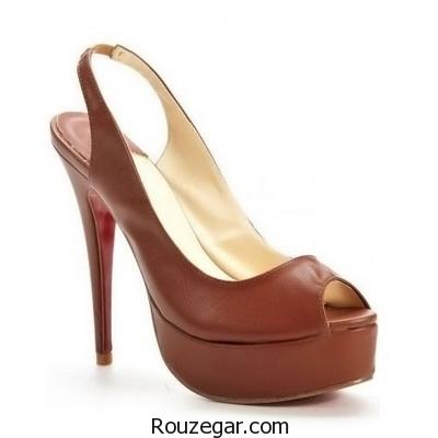 جدیدترین مدل کفش های پاشنه بلند 96