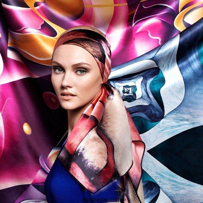 مدل روسری برند ترکیه با جدیدترین مدل های ۲۰۱۷