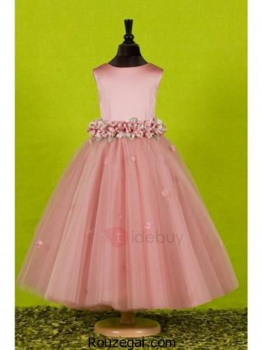 لباس عروس بچگانه، لباس عروس بچگانه دخترانه،لباس عروس بچگانه 97
