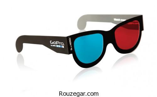 خرید عینک سه بعدی، عینک سه بعدی