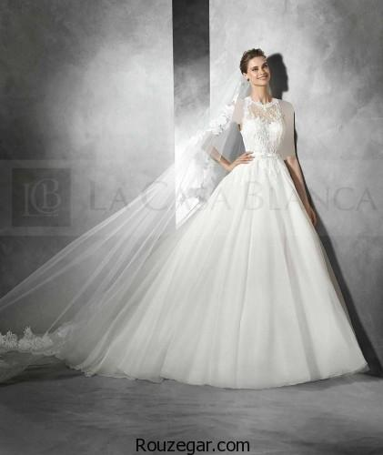 خرید لباس عروس با قیمت مناسب، لباس عروس 2018