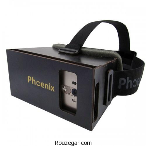 خرید عینک واقعیت مجازی، عینک واقعیت مجازی 2018