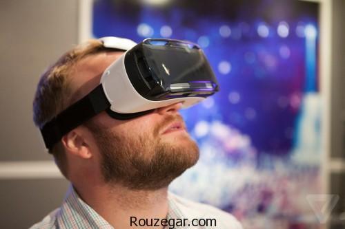 خرید عینک واقعیت مجازی، خرید عینک واقعیت مجازی 2018