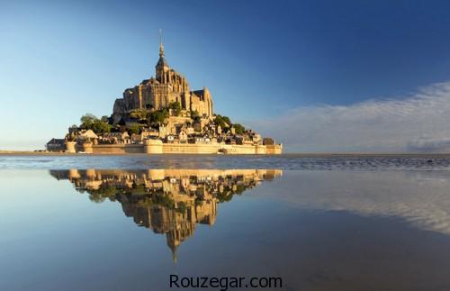 مناطق دیدنی فرانسه، مناطق گردشگری فرانسه