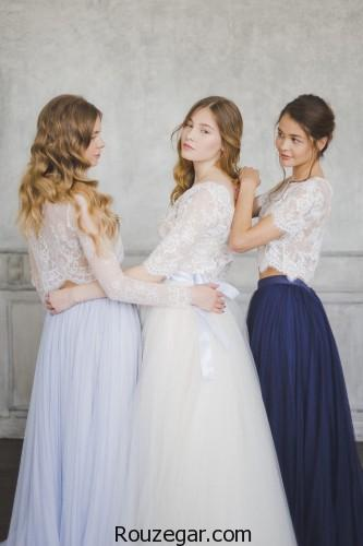 لباس عروس گیپور، لباس عروس گیپور 2018