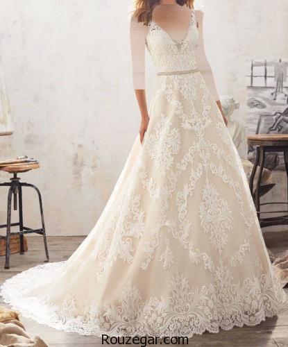 لباس عروس ایرانی،لباس عروس ایرانی 2018