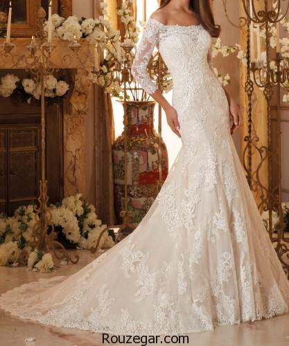 مدل لباس عروس ایرانی، مدل لباس عروس ایرانی 2018