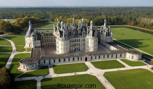 عکس از قصرها،  زیباترین قصرهای دنیا