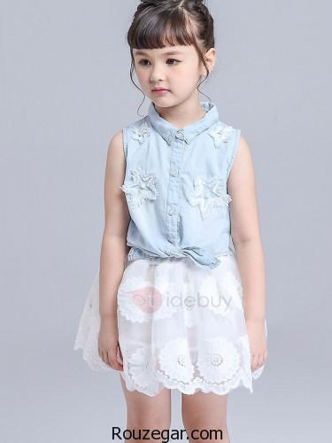 مدل لباس بچه گانه دخترانه، مدل لباس بچه گانه دخترانه 2018
