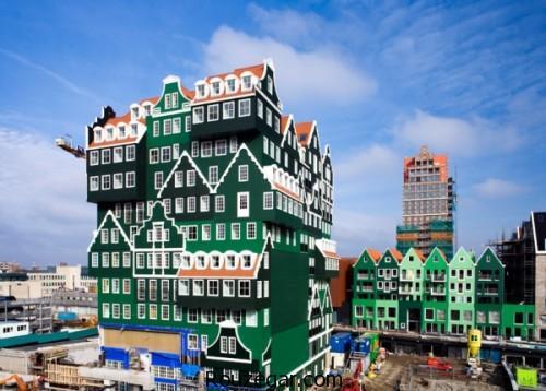 بلند ترین ها و عجیب ترین هتل ها، بلند ترین ها