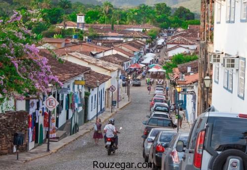 مناطق دیدنی برزیل، گردشگری برزیل