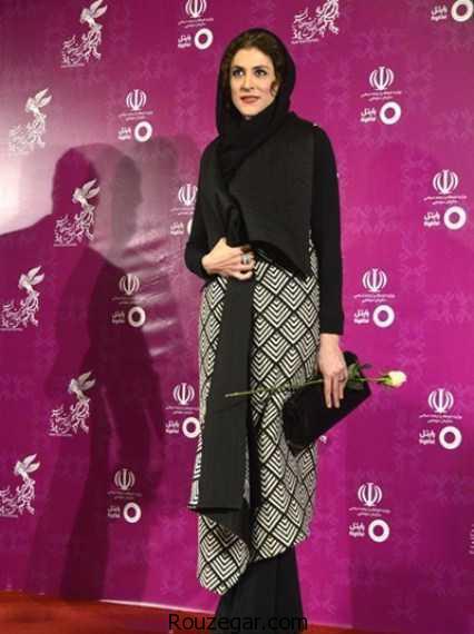 مدل پالتو بازیگران، مدل پالتو بازیگران ایرانی
