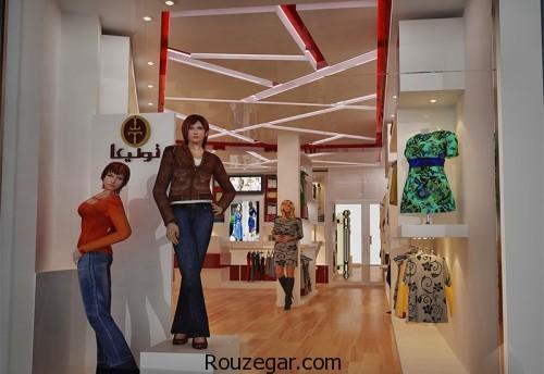 دکوراسیون مغازه ایرانی، دکوراسیون مغازه ایرانی لوکس، دکوراسیون مغازه ایرانی 2018