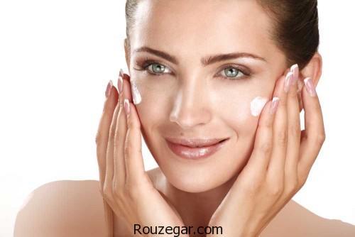 کرم های پوستی،ترتیب استفاده از کرم های پوستی