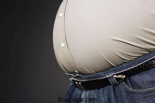 علت بزرگ شدن شکم در کودکان,درمان بزرگی شکم در طب سنتی,علت ورم ناگهانی شکم