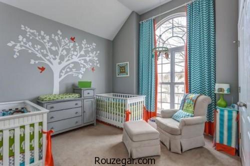 اتاق نوزاد پسر،اتاق نوزاد پسر و دختر