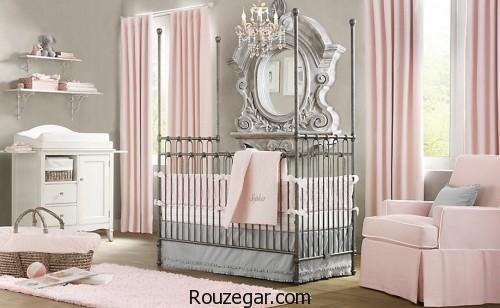 اتاق نوزاد، اتاق نوزاد دختر، اتاق نوزاد پسر