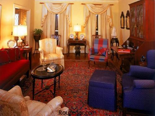 دکوراسیون خانه های ایرانی، دکوراسیون خانه ایرانی