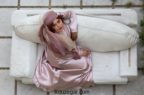 مدل لباس جالب الناز شاکردوست در فیلم سراسر شب