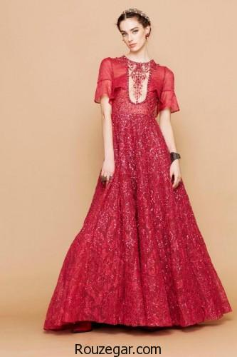 لباس شب 2017،  لباس شب زنانه،  لباس شب دخترانه