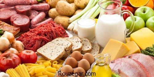 غذاهای مناسب سرماخوردگی