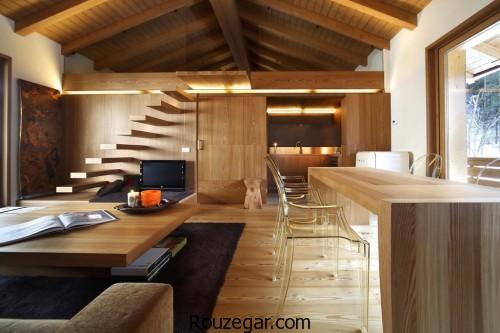 دکوراسیون چوبی ، دکوراسیون چوبی منزل
