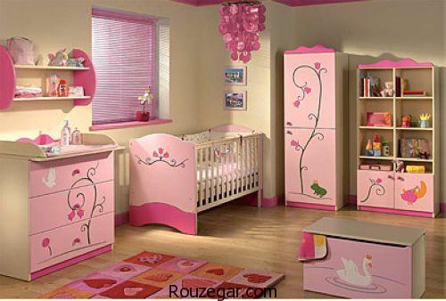 اتاق نوزاد ایرانی، اتاق نوزاد ایرانی دختر، اتاق نوزاد ایرانی پسر