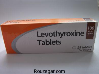 موارد مصرف لووتیروکسین،کاهش وزن با لووتیروکسین،چربی سوزی بالووتیروکسین