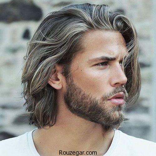 مدل مو بلند مردانه، مدل مو بلند مردانه 2018، مدل مو بلند پسرانه