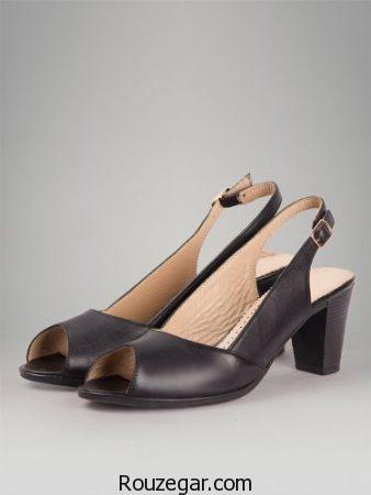 مدل کفش چرم زنانه، مدل کفش چرم زنانه ایرانی،مدل کفش چرم، مدل کفش چرم زنانه 2018