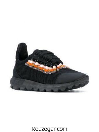 مدل کفش اسپرت زنانه، انواع کفش اسپرت دخترانه ، مدل کفش اسپرت زنانه ۲۰۱۸