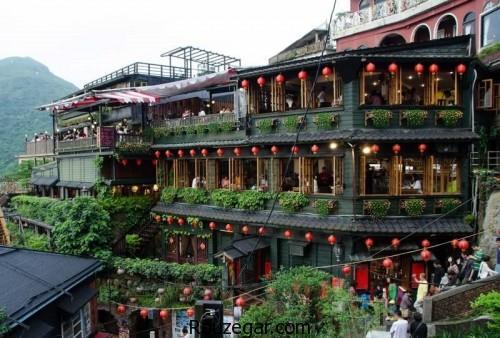 مناطق دیدنی تایوان، مناطق گردشگری تایوان