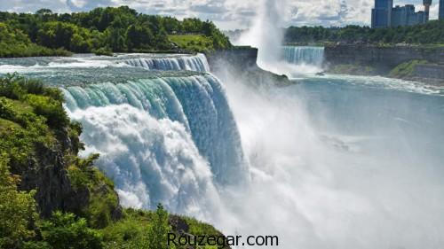 مناطق دیدنی کانادا، جاذبه های گردشگری کانادا
