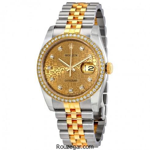 ساعت مچی زنانه، مدل ساعت مچی زنانه
