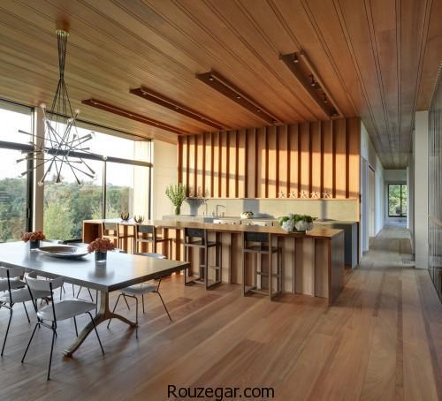 دکور چوبی منزل، دکوراسیون چوبی منزل