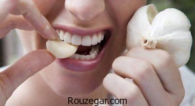 آبسه دندان در بارداری،درمان آبسه دندان با نشاسته،درمان آبسه دندان در طب سنتی