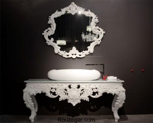 سرویس آینه دستشویی، سرویس آینه دستشویی عروس