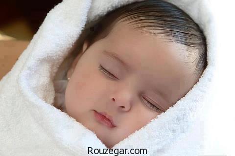 عکس بچه نوزاد پسر